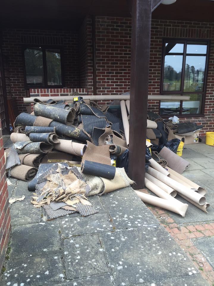 domestic rubbish clearance uckfield