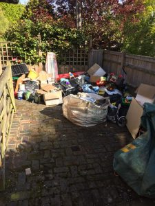 Rubbish clearance wadhurst