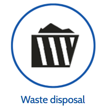 waste disposal tunbridge wells